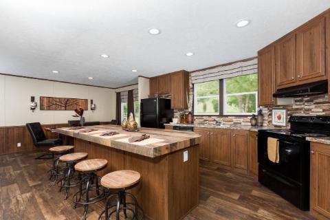 The Bayside I Kitchen