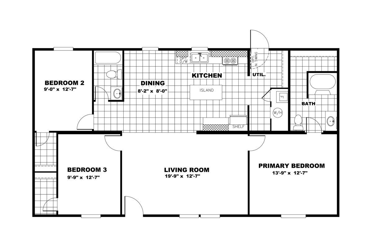 Satisfaction Floorplan