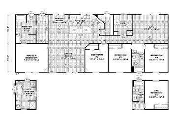 Bayside Floorplan