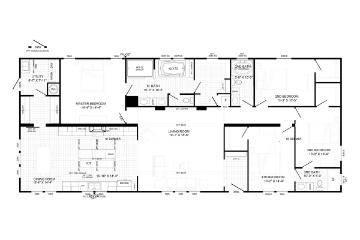 The Emma Jean Floorplan