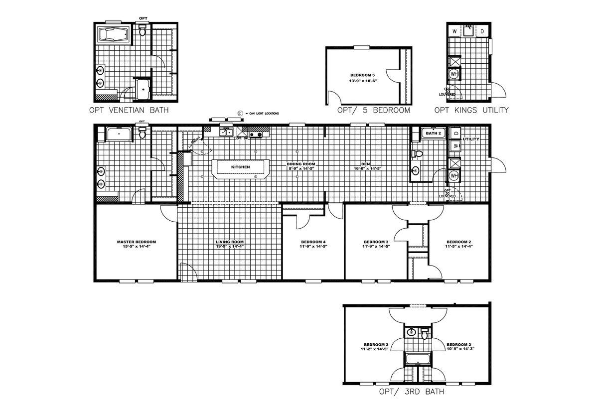 King Air Floorplan