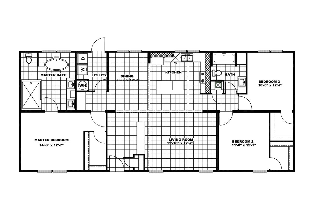 Depot Floorplan