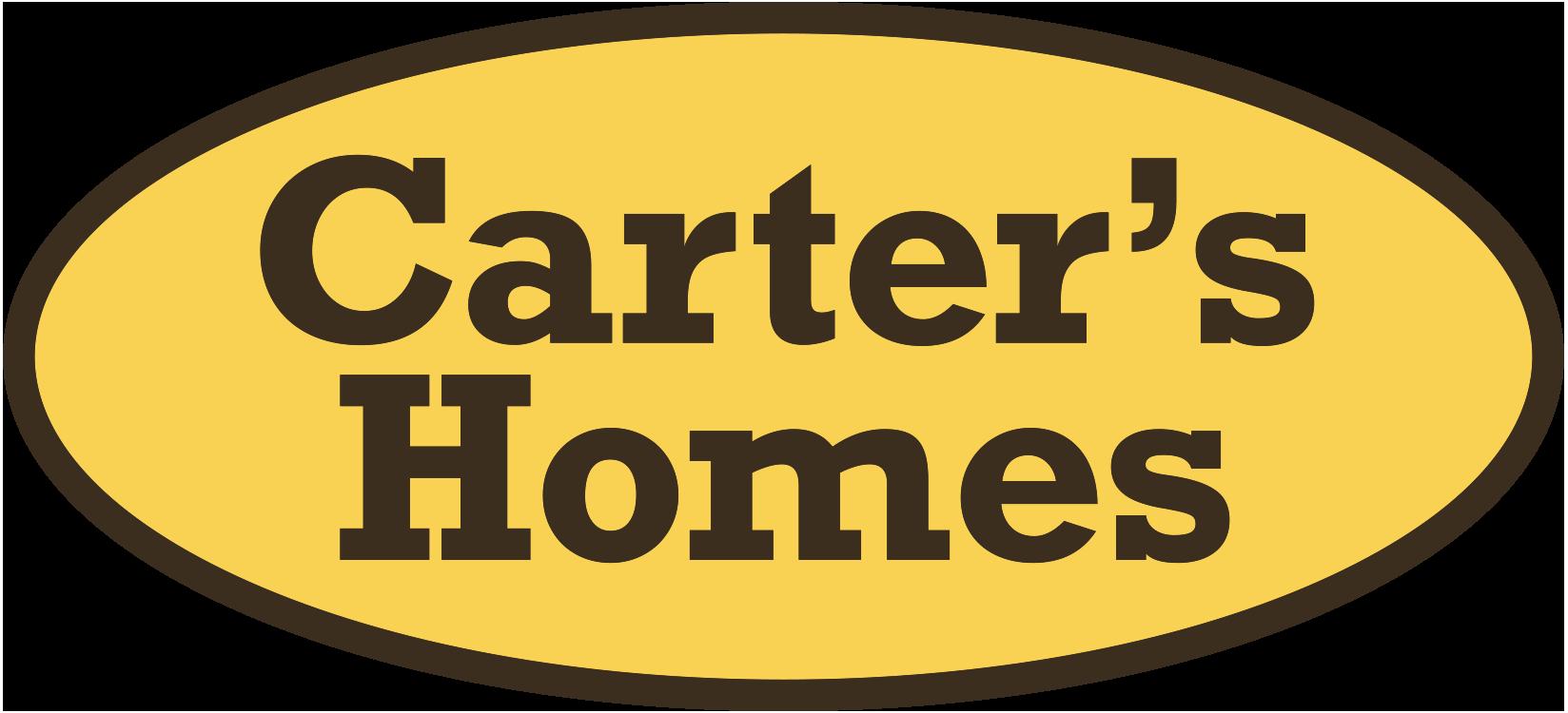 Carter's Homes Logo