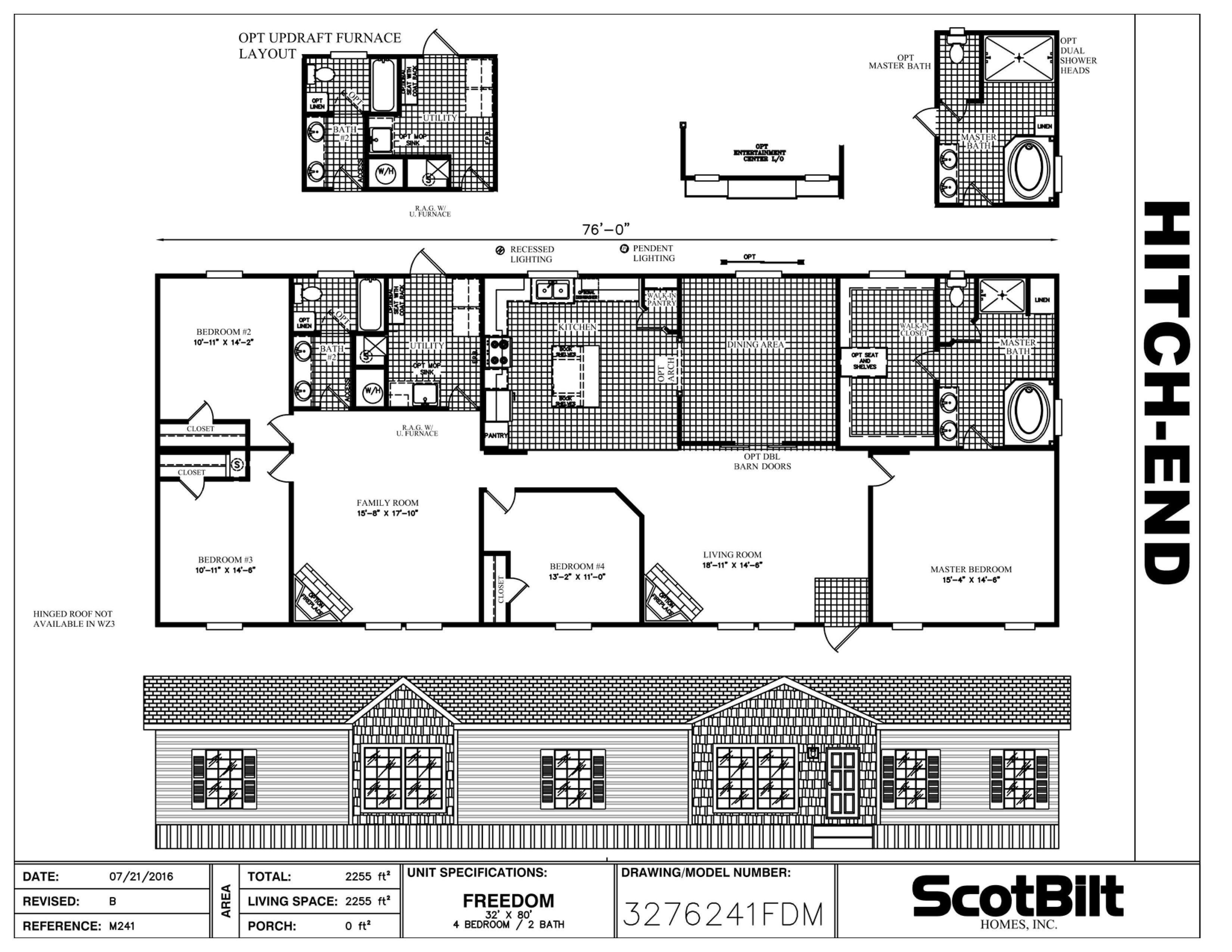 The Maverick Floorplan