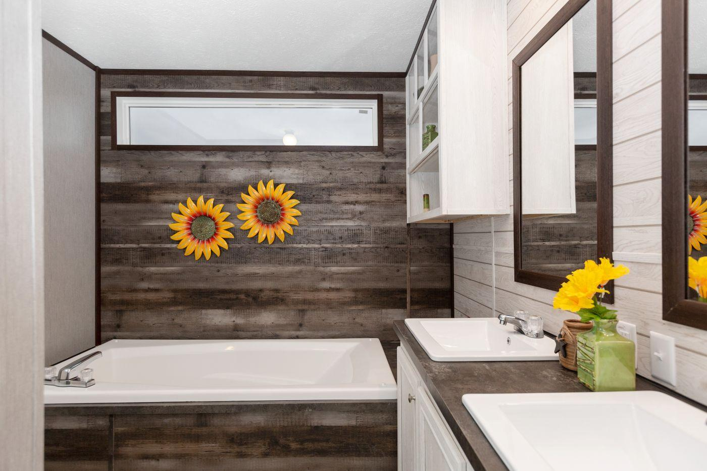 The Granite Ridge Bathroom