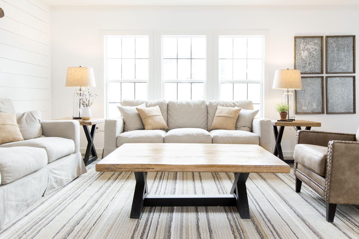 The Lulamae Living Room