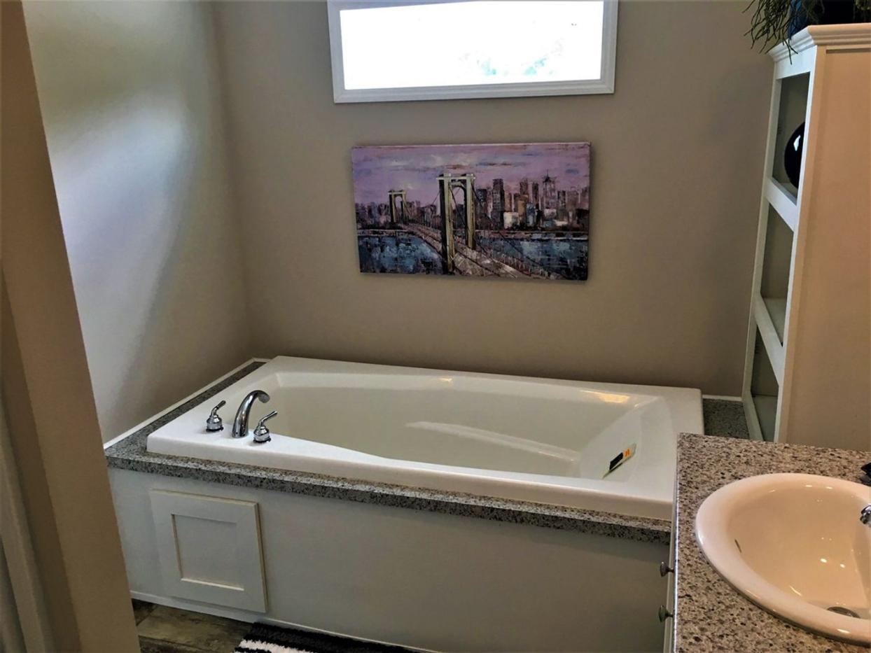 The Sanders Bathroom