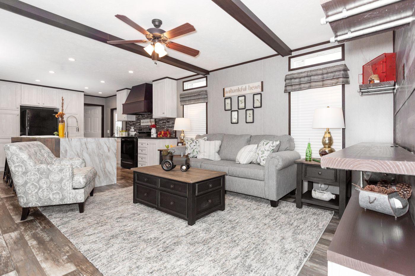 The Granite Ridge Living Room