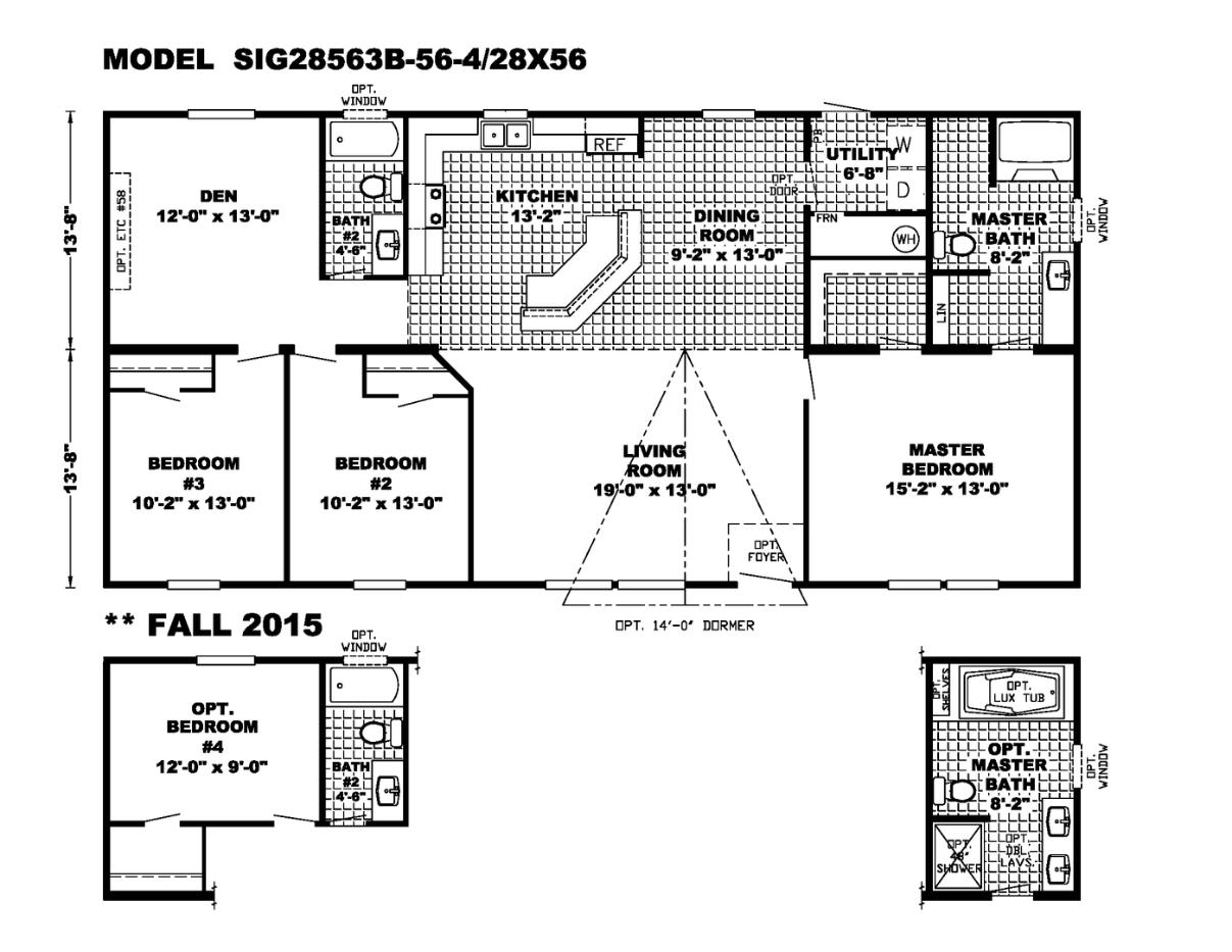 The Morris Floorplan