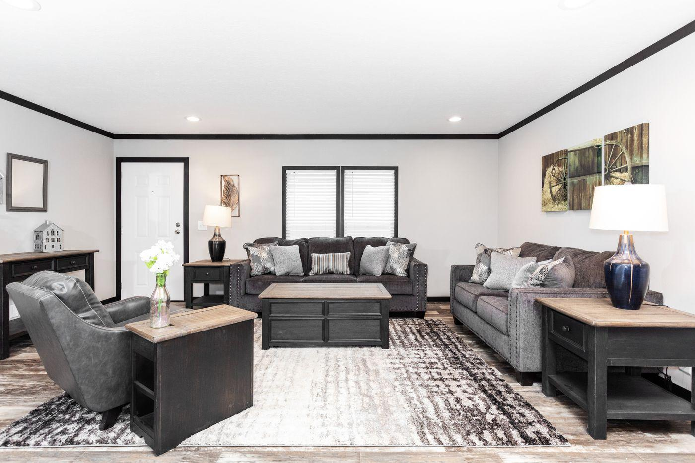 Boujee Living Room