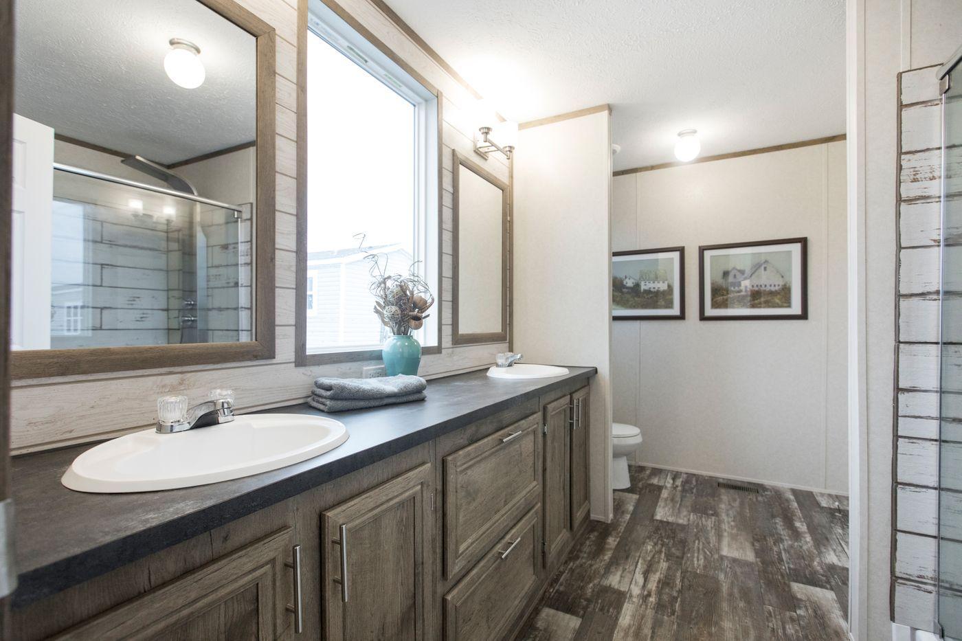 The Southern Farmhouse Bathroom