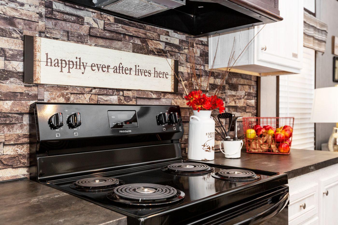 The Granite Ridge Kitchen