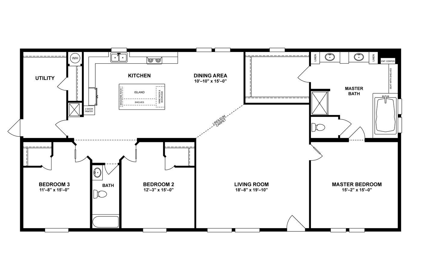The Graff Floorplan
