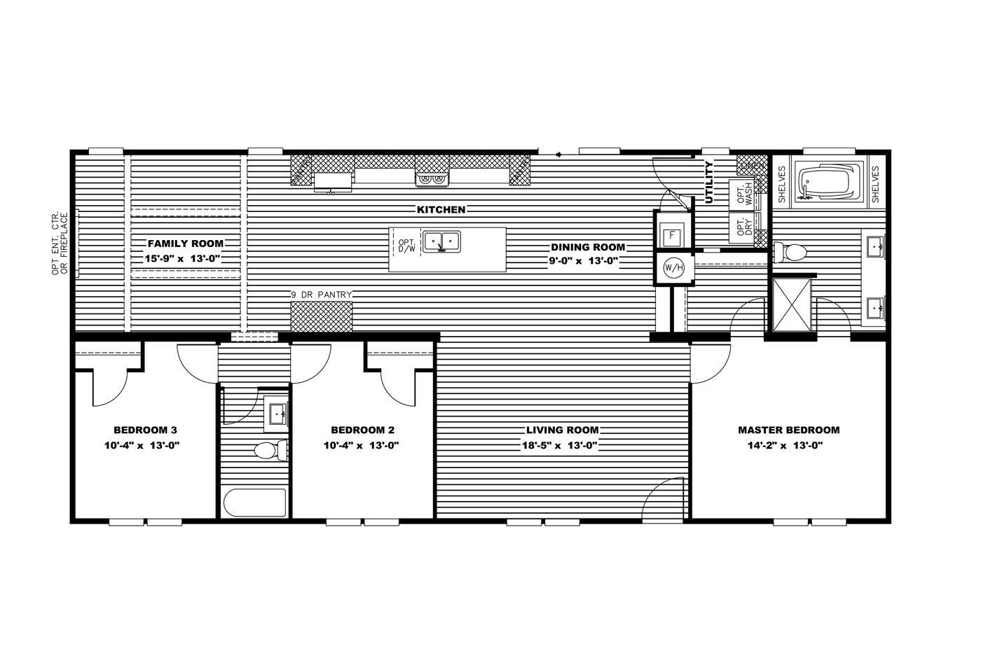 Boujee Floorplan