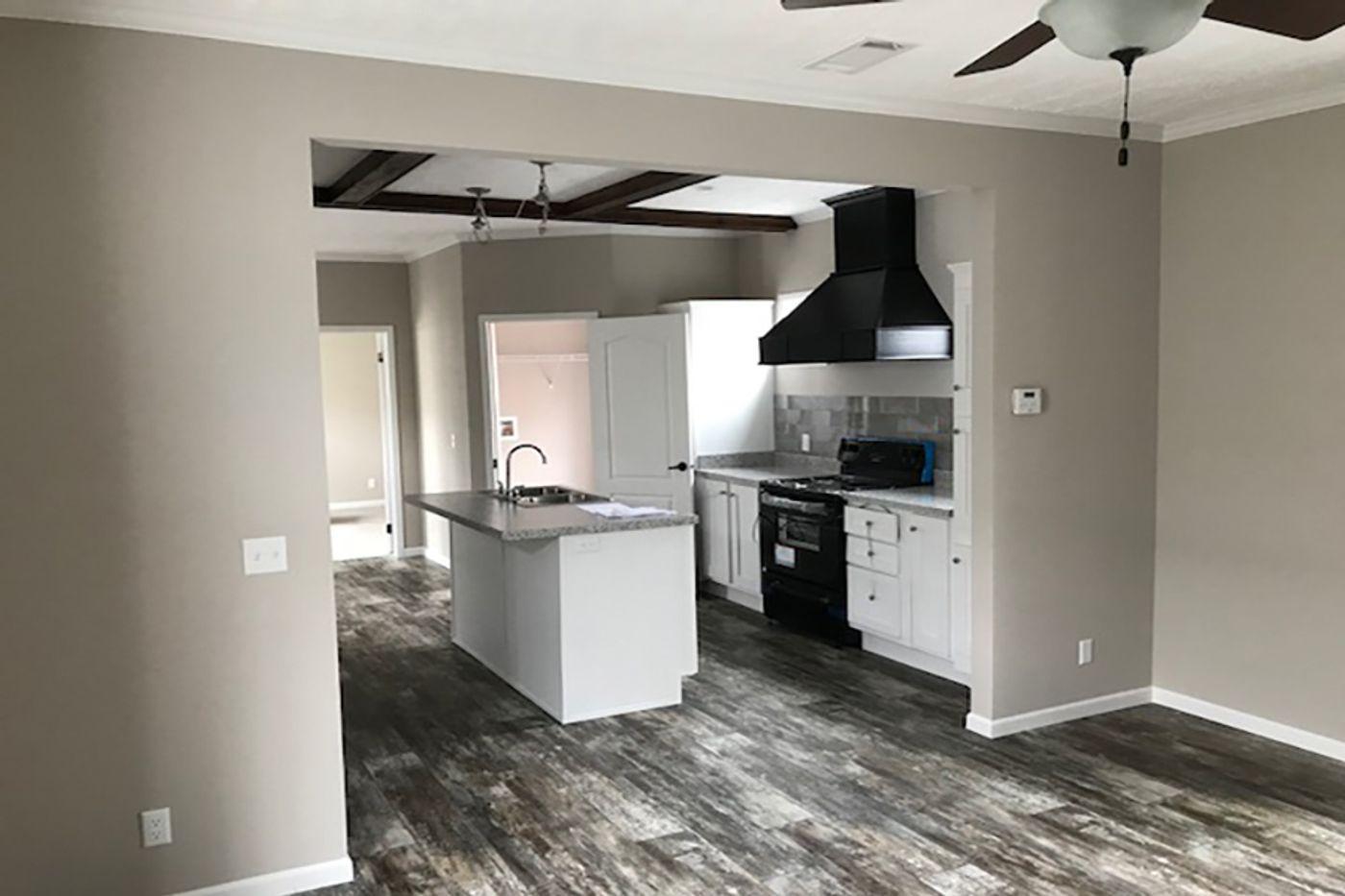 The Morrison Kitchen