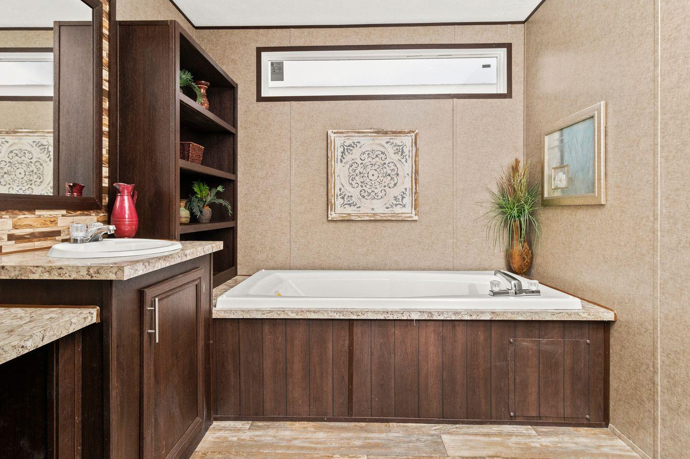 The Parkside Bathroom