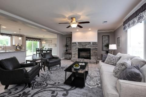 The Brantley Living Room