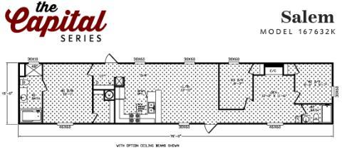 Salem Floorplan