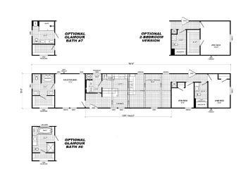 Oaklawn Floorplan