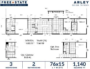 Arley Floorplan