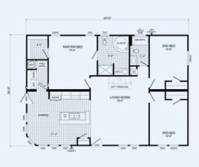 Randall Floorplan