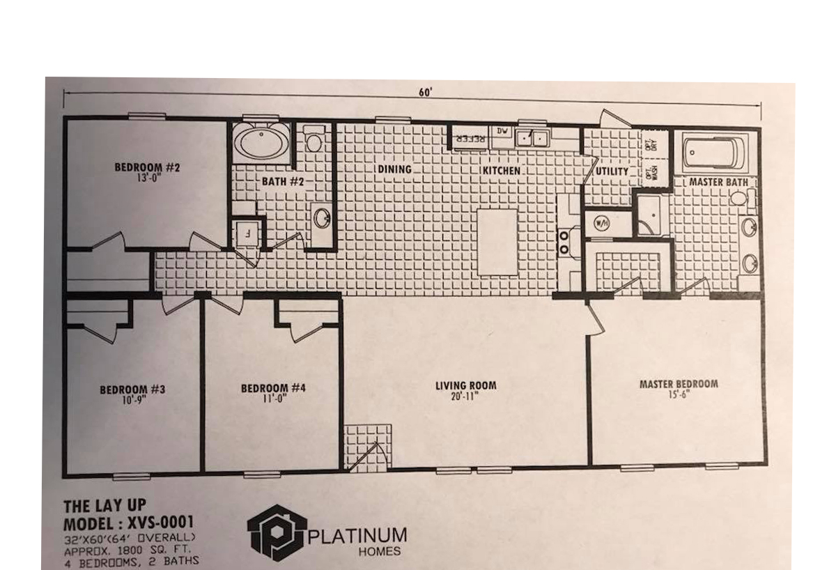 The Lay Up Floorplan