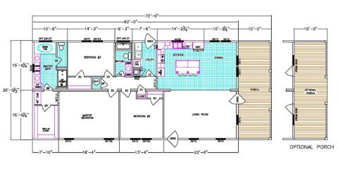 Barton Floorplan