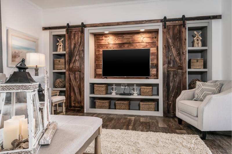 The Alpha Living Room