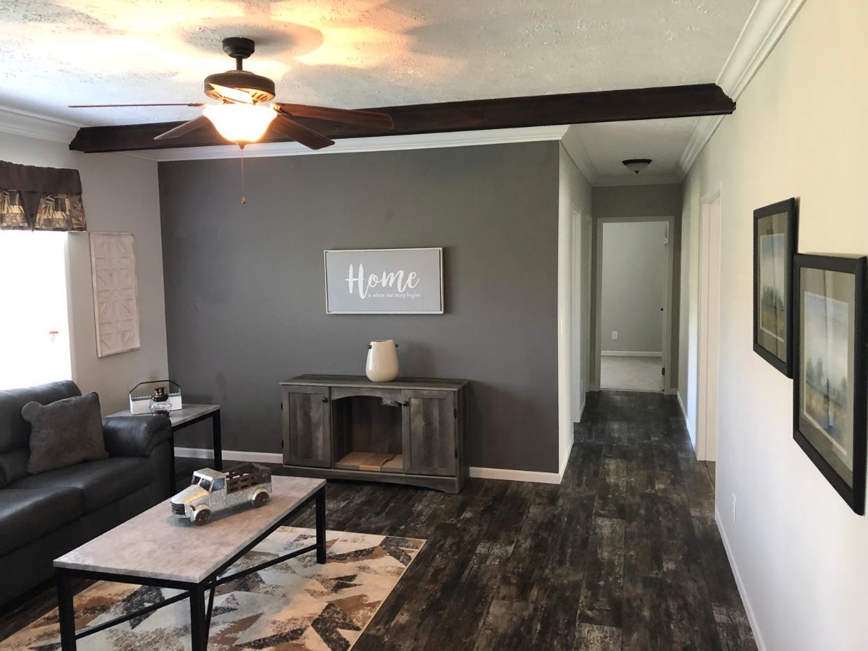 The Cavalier II Living Room