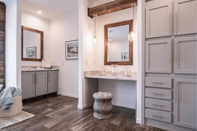 The Alpha Bathroom
