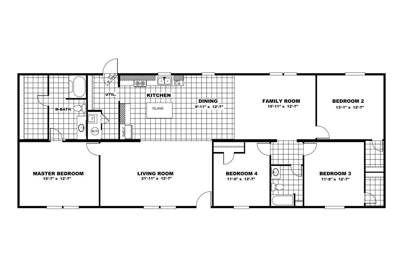 The Wonder Floorplan
