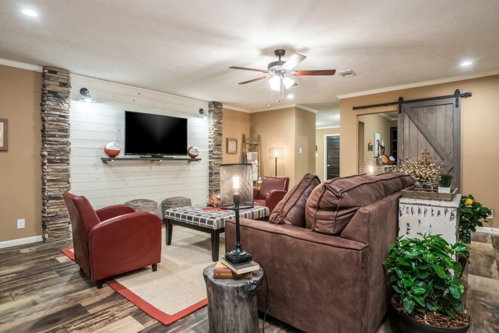 The Dagger Living Room