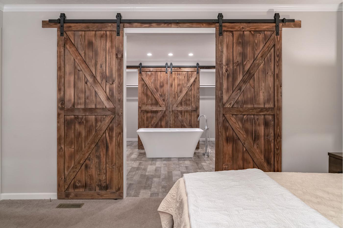 The Ridgecrest Bathroom
