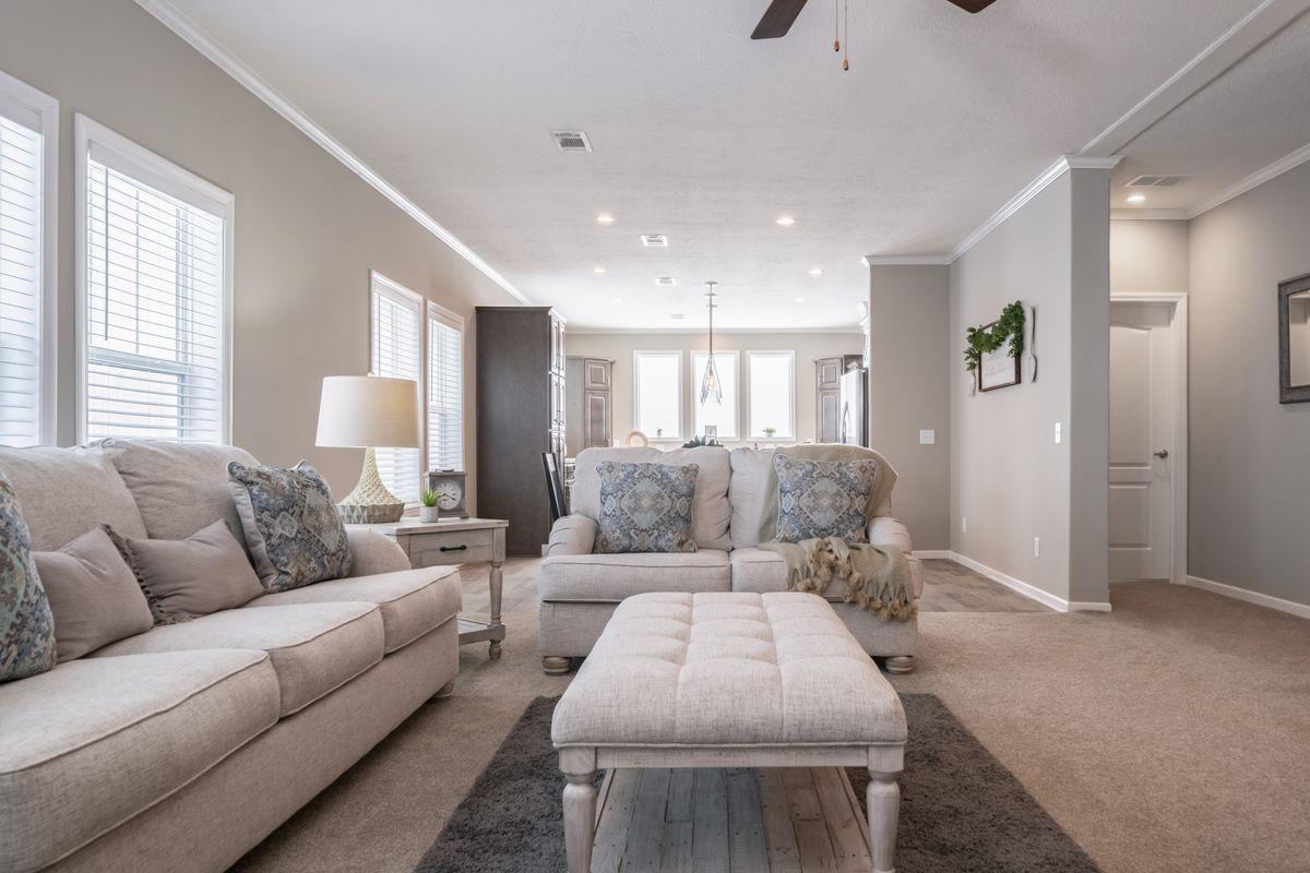 The Huxton Living Room