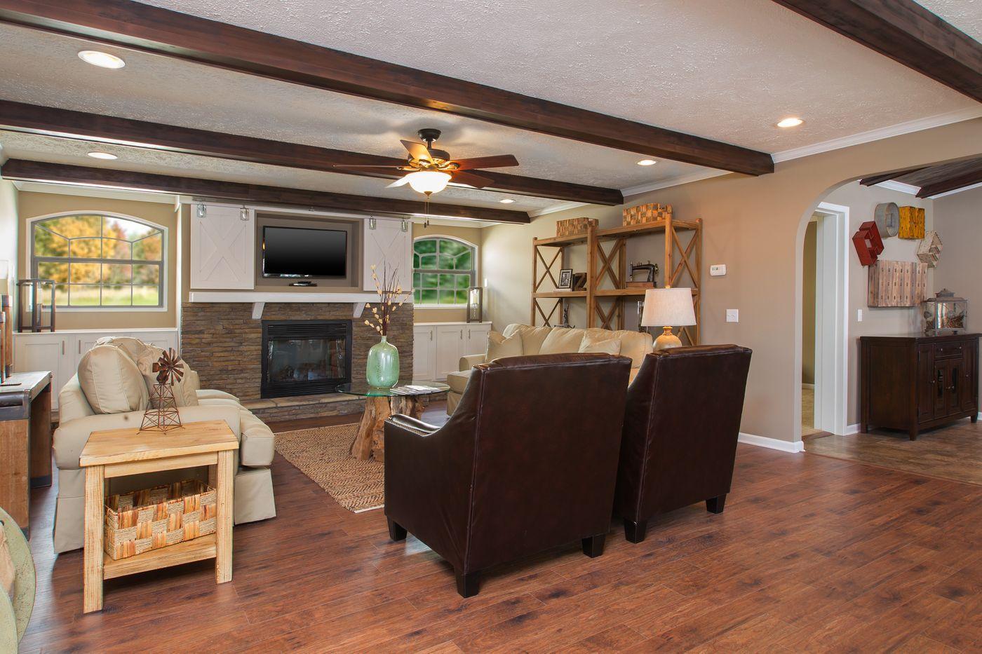 The Cavalier Living Room