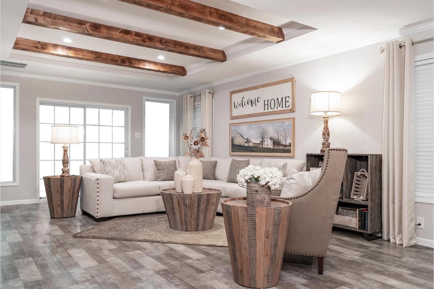 The Ridgecrest Living Room