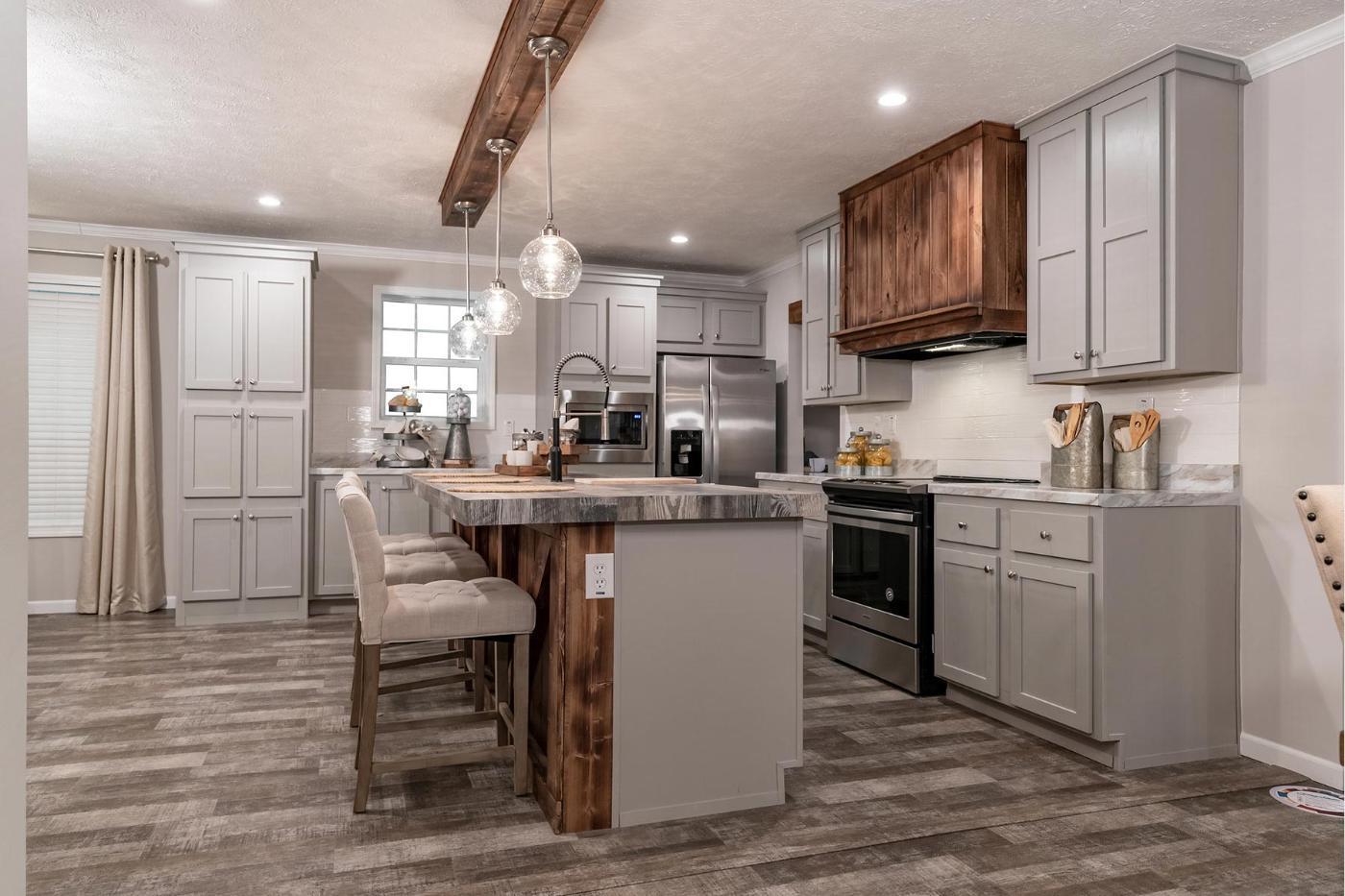The Ridgecrest Kitchen