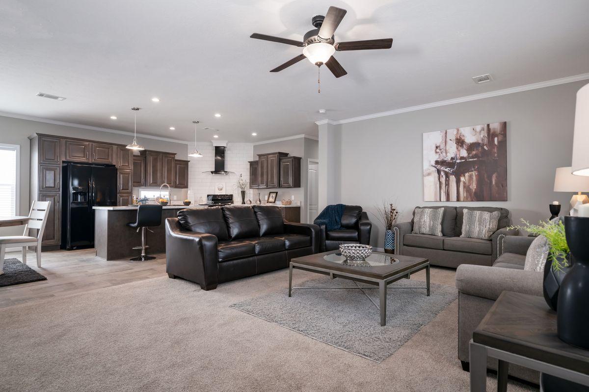 The Drake Living Room