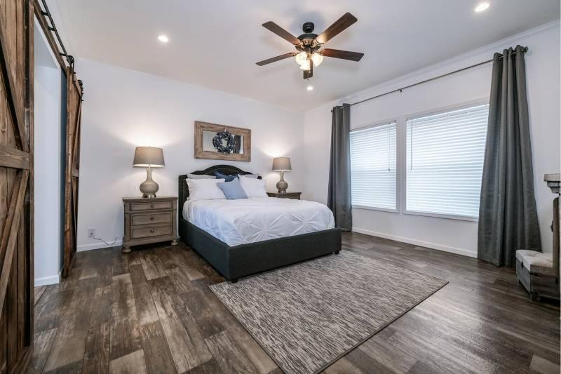 The Alpha Bedroom