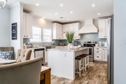 The Ingram kitchen