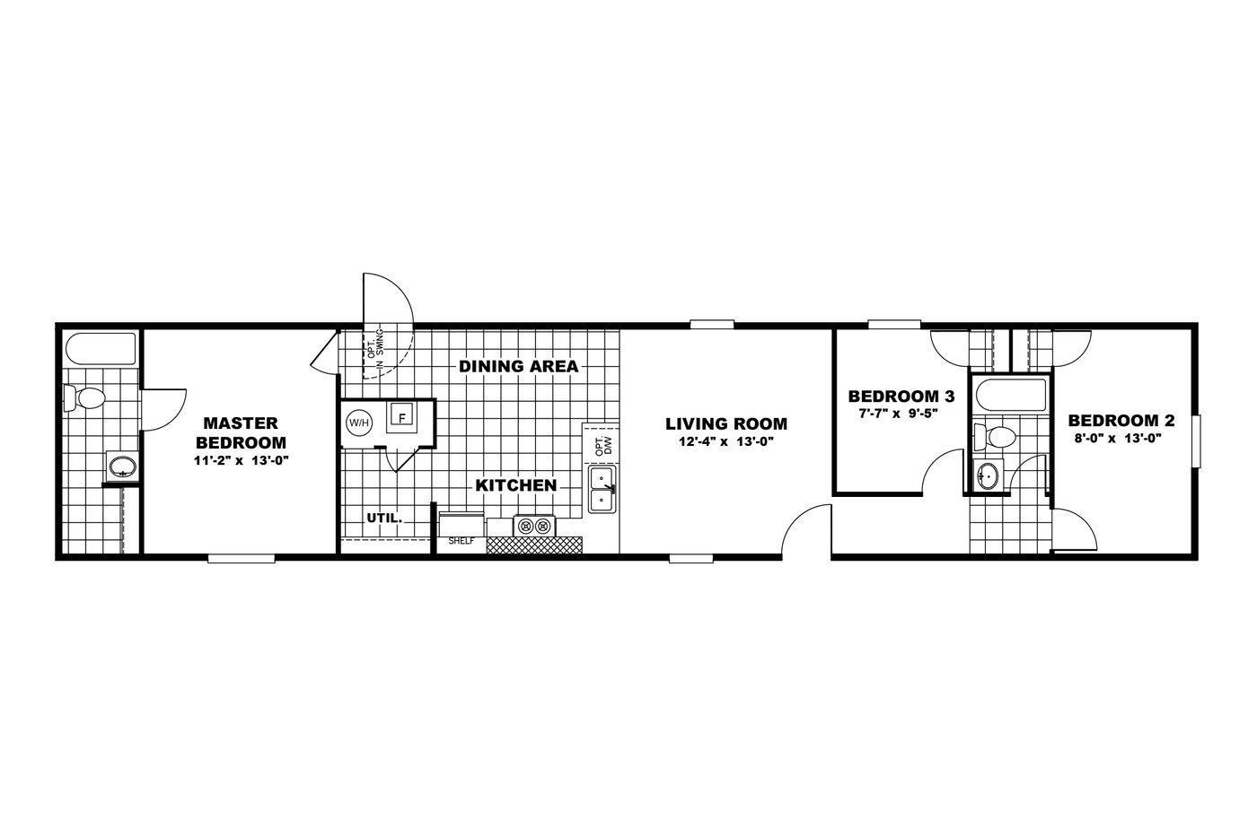 Elation Floorplan