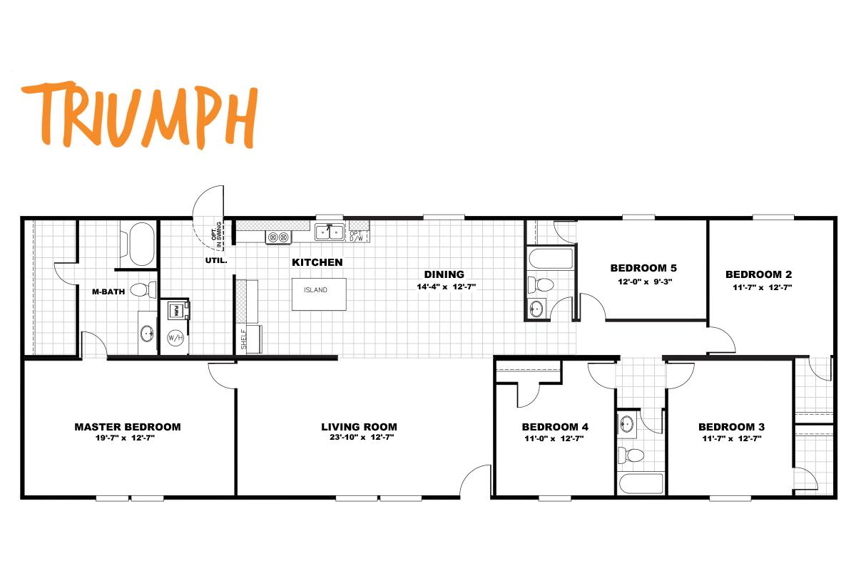 Triumph  Floorplan