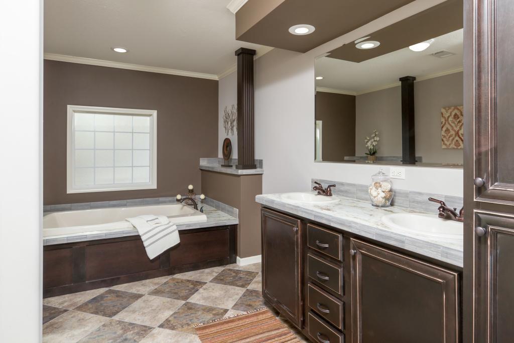 The Adams Bathroom