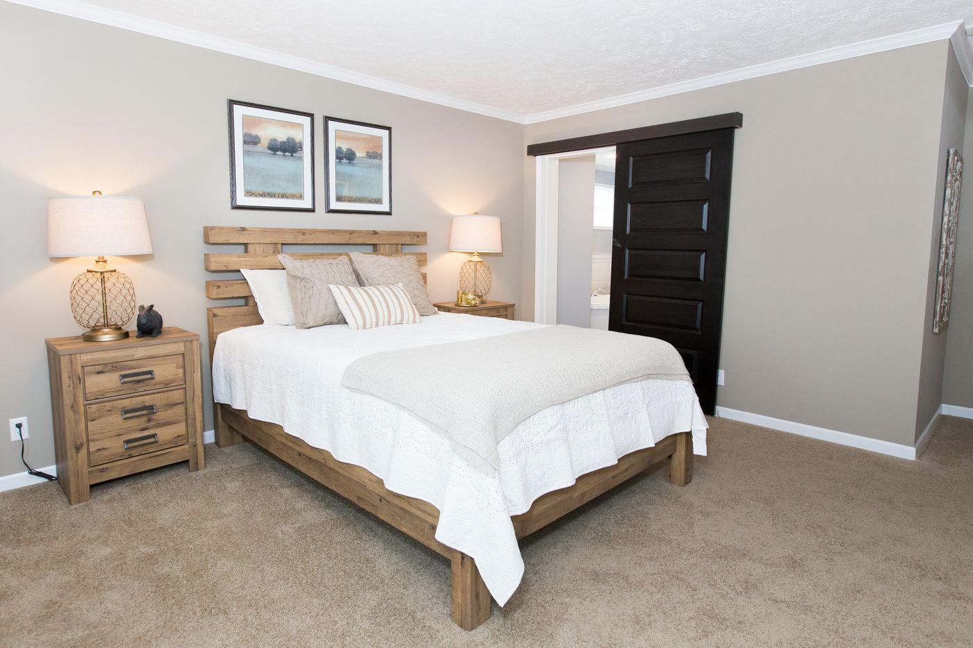 The Churchill Bedroom