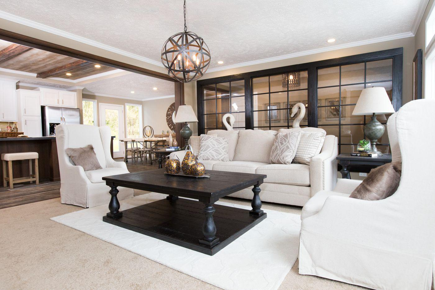 The Churchill Living Room