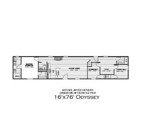 The Odyssey Floorplan