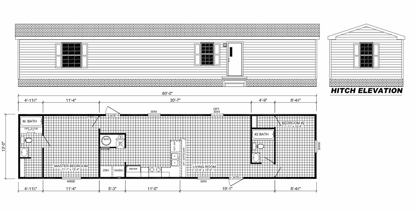 The Rockman Floorplan
