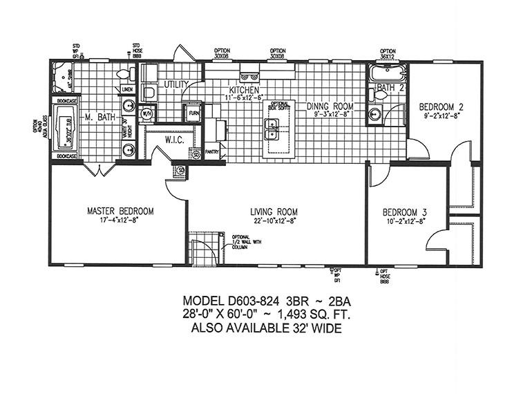 The Eldorado Floorplan