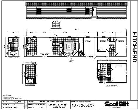 The Liberty Floorplan