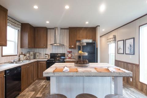 The Lodge Kitchen